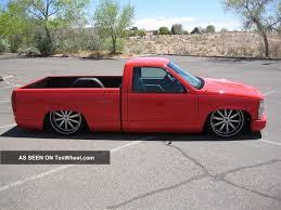 100 Slammed Truck 1998 Chopped Silverado 1500 Half Ton Single Cab Short Bed