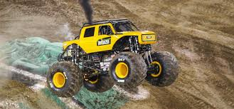Diesel Brothers Monster Jam Debut: Duramax-Powered