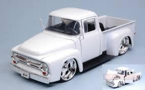 100 Ford Toy Trucks JADA TOYS JADA99043 FORD F100 PICK UP 1956 WHITE JUST