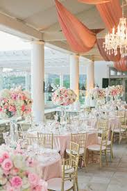Light Pink And White Wedding Ideas Centerpieces Galleryhip The