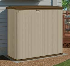 Outdoor Patio Storage Cabinet Weather Resistant Sheds