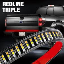 Amazing 60″LED Tailgate Light Bar Triple Row White Reverse Red Brake ... How To Install Access Backup Led Tailgate Light Bar Youtube Lighted Waterproof Running Reverse Brake Turn Signal Best Under Tailgate Light Bar 042014 F150 Bars 60 Double Row Truck Strip Red White Tail 60inch 2row Buy Partsam Signaldriving7443 Redwhite Stop Oracle Lighting 3824504 Extreme Series Xkglow Xk041017 5function Led Suppliers Dual For Pickups