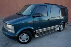 1998 Chevrolet Astro For Sale In Houston TX