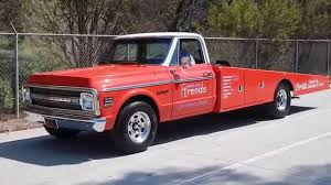 1971 Chevy C30 Ramp Truck