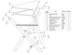 wooden fishing folding stool