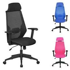 chaise pc finebuy space siège en tissu chaise de bureau fauteuil pivotant