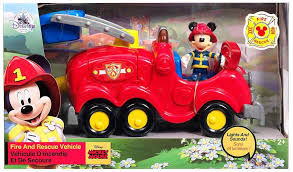 100 Mickey Mouse Fire Truck Disney Clubhouse Rescue