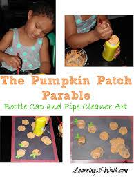 Pumpkin Patch Parable Printable by The Pumpkin Patch Parable Preschool Unit Study Meet Penny