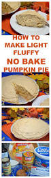 Keebler Double Layer Pumpkin Cheesecake Recipe by The 25 Best No Bake Pumpkin Pie Ideas On Pinterest