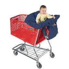 siege caddie bébé sani shopper housse pour caddies de course et chaise haute amazon