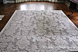 Standard Size Rug For Dining Room Table by Serendipity Refined Blog Gray And Ivory Dining Room Area Rug