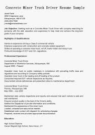 Truck Driver Cover Letter Simple Housekeeping Resume Sample Best ...