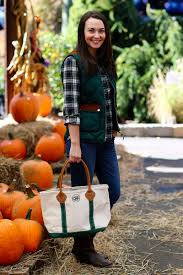 Pumpkin Picking In Ct by Pumpkin Picking In Plaid The College Prepster
