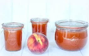 bellini jam pfirsisch marmelade thermomix rezept