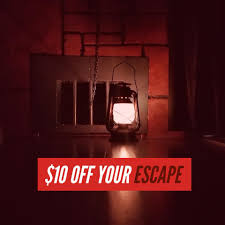 You Can Save $10 With Promo Code FB2S10... - Escape ... Escape The Room Nyc Promo Code Nike Offer Rooms Coupon Codes Discounts And Promos Wethriftcom Into Vortex All Rooms Are Private Michigan Escape Games Coupon Audible Free Audiobook Instacash New User 8d 5 Off Per Player Mate Wellington Oicecheapies Special Offers Room Gift Vouchers Dont Get Locked In Bedfordshire Rainy Day Code Jamestown
