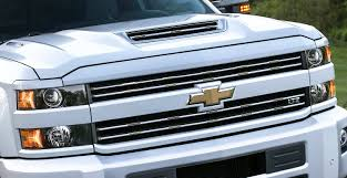 100 Truck Hoods GM Reveals New Front End Design For 2017 Chevy Silverado HD GMC