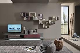 ästhetische wohnwand in atelierwohnung modern family