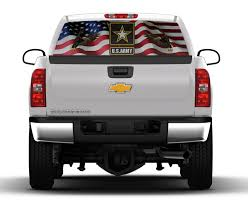U.S. Army American Flag Eagles Rear Truck Window Graphic ... Set Of New Style Wrangler Hood Truck Vinyl Stickers Decals Product Dodge Ram Pickup Bed Decal Graphics Funny Car Window Laptop Hangover Baby On Board New Landscaping Business Truck Wrapvinyl Decal See The Process Shop More Patriotic Gear And Nine Line Apparel Rules Slammed Sticker Jdm Racing Logos Letters Partial Wraps Vehicle Window Trucks Decals Google Search Bucket List Fx4 Off Road Vinyl Fits Ford 082017 F150 F250 2 Chevy Z71 4x4 2007 2013 Silverado Gmc Sierra Rocker Stripes Shadow Graphic Lower 12015 Rage Solid Or Multi