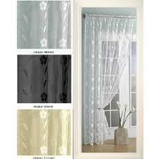 Blue Crushed Voile Curtains by Voile Curtains Ireland Savae Org