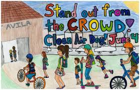 Bike And Walk To School Poster Contest