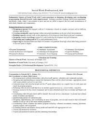 Social Worker Resume Templates Excellent Objective For Regarding