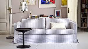 Karlstad Armchair Cover Grey by Karlstad 2 Seater Sofa Cover Long Skirt Bemz