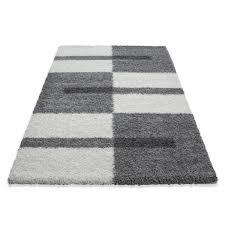 hochflor teppich lola hellgrau morgenland teppiche
