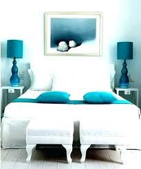 chambre bleu turquoise deco chambre bleu canard deco chambre mur bleu canard dacco salon