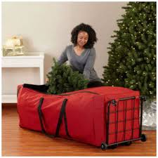 Christmas Tree Storage Tote Walmart by Christmas Christmas Tree Storage Bin Home Depot Box Rubbermaid