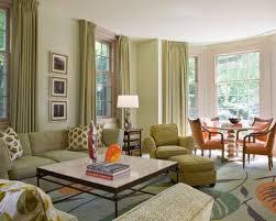 green living room houzz