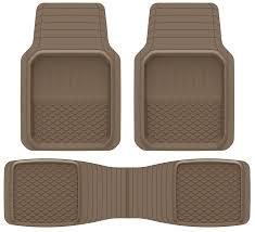 Oxgord Trim 4 Fit Floor Mats by Auto Drive 3pc Deep Tray Walmart Com