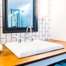 Bathroom Minimalist Bathroom Design With Duravit Sinks