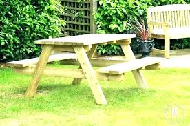 Outside Wooden Table And Chairs Garden Sale Outdoor