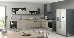 cuisine beige et taupe cuisine gris taupe avec cuisine beige mur taupe idees et cuisine en
