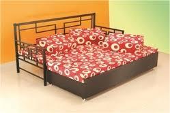 metal sofa cum bed suppliers manufacturers in india