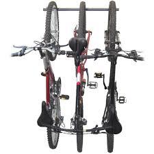 Ceiling Bike Rack For Garage by Bikes Diy Car Bike Rack 5 Bike Bicycle Floor Parking Rack