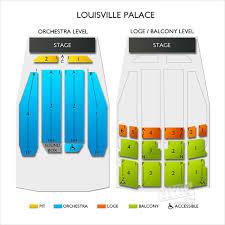 Palace Theater Louisville Seating Chart Jim gaffigan tickets 02