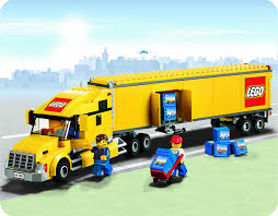 LEGO City 3221: Big Truck: Amazon.co.uk: Toys & Games