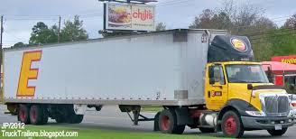 100 Estes Truck Lines ATHENS GEORGIA Clarke UGA University GA Hospital Restaurant