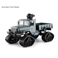 100 16 Truck Wheels Remote Control Military 4 Wheel Drive OffRoad RC Car With
