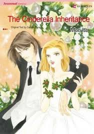 The Cinderella Inheritance Harlequin Comics By MON ITO