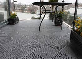Outdoor Balcony And Terrace Flooring Ideas