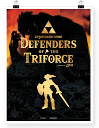 defenders of the triforce real escape game created by scrap