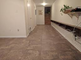 porcelain tile flooring project in columbia md
