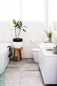 Plants In Bathrooms Ideas by Modern Touch Inside This Clever New Build From The June 2016