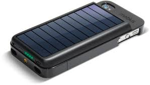 Eton Mobius iPhone 4 4s Solar Charger REI
