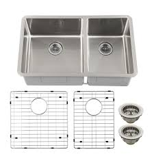 Drop In Farmhouse Sink White by Kitchen Design Ideas Ksn Double Bowl Kitchen Sink Undermount
