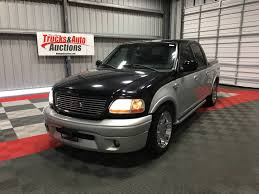 2003 Ford F-150 Harley-Davidson | Musser Bros. Inc. Lims Auto Body Clearwater Palm Harbor Largo Safety Truckin Top 10 Trucks Of 2009 2003 Ford F150 Magazine Harley Davidson 100th Edition Truck Custom Enclosed Amazoncom Ertl American Muscle Limited F 118 Ertl Super Crew Pickup 2006 Pictures Information Specs For Sale Nationwide Autotrader Harleydavidson Editionsupercharged Youtube Bossnup72 Supercrew Cabharleydavidson Styleside File2003 12882261893jpg Wikimedia 2002 Parts Car Stkr5268 Augator Sacramento Ca