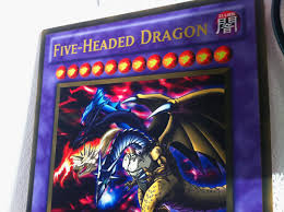 Five Headed Dragon Deck Profile by The Public Events For Day 2 Yu Gi Oh Tcg Event Coverage