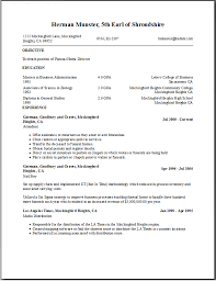 Simple Resume Examples Listing Education Optional Photos Templates On Stay At Home